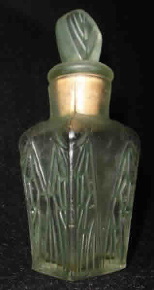 Rene Lalique Cigalia-2 Perfume Bottle