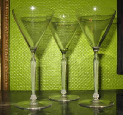 Rene Lalique Clos Sainte Odile Glass