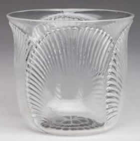 Rene Lalique Coquelicot Glass