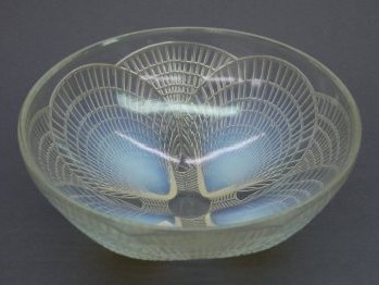 Rene Lalique Coquilles Bowl