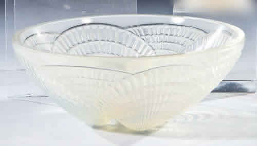 Rene Lalique Coquilles Coupelle