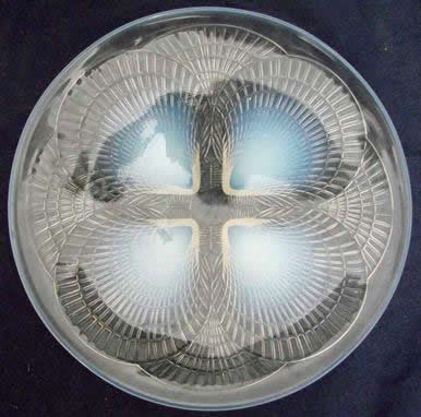 Rene Lalique Coquilles Plate