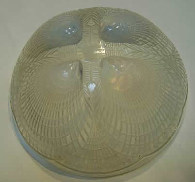 Rene Lalique Bowl Coquilles