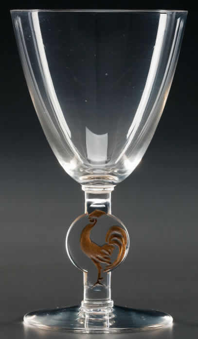 Rene Lalique Cristina Glass