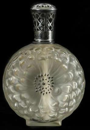 Rene Lalique Dahlia Scent Bottle