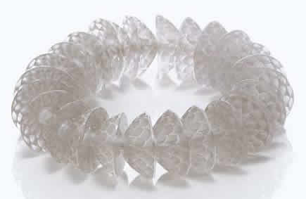 Rene Lalique Dahlias Bracelet