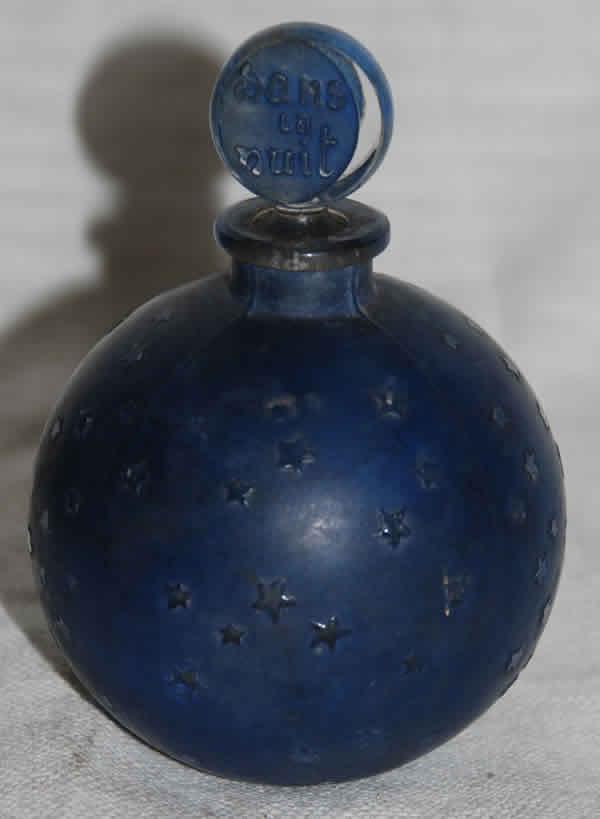 lalique scent bottles dans la nuit 3066 rlalique com
