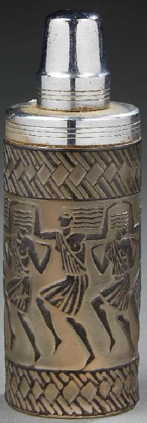 Rene Lalique Brule-Parfum Danseuses Egyptiennes