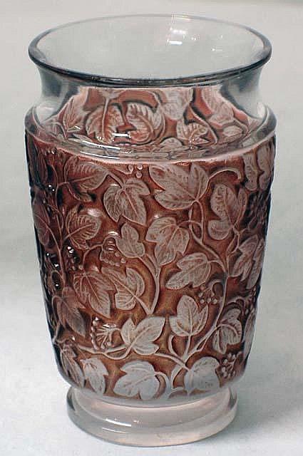 Rene Lalique Vases Rlalique