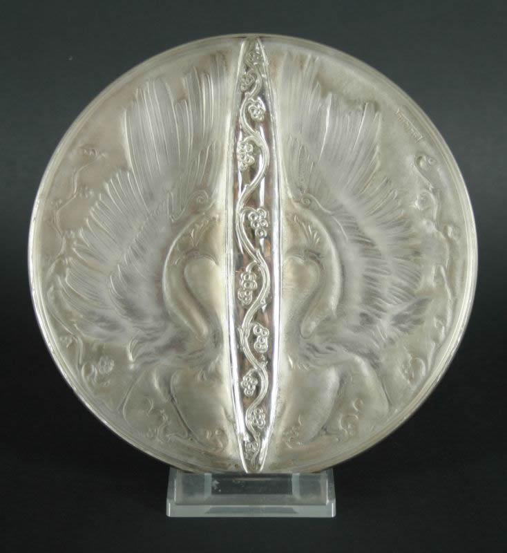 Lalique Mirror Deux Oiseaux 770