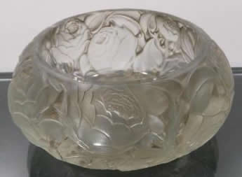 R. Lalique Dinard Box Bottom