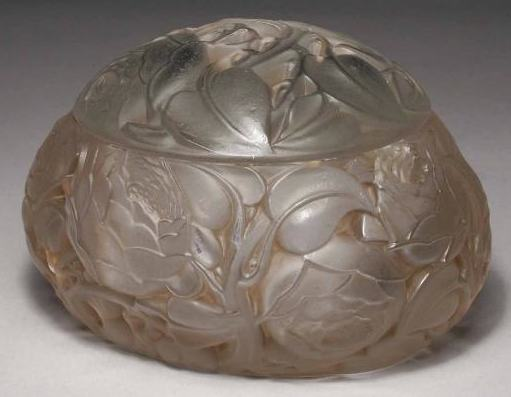 Rene Lalique  Dinard Box