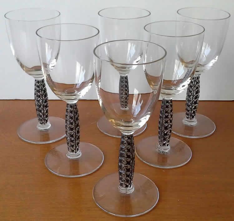 Rene Lalique Glass Dornach