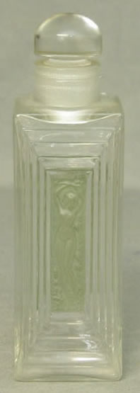 Rene Lalique Duncan-4 Perfume Bottle