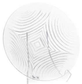 Rene Lalique Coupe Ouverte Ecumes