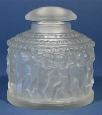 Rene Lalique Enfants Perfume Bottle