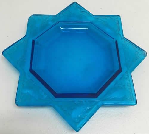 Rene Lalique Pin Dish Fauvettes