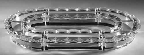Rene Lalique Table Centre Festons