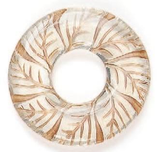 Rene Lalique Feuilles Pendant