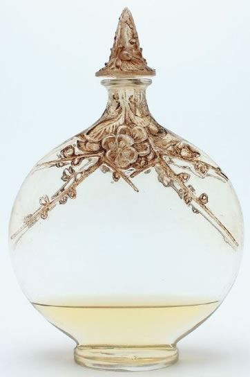 Rene Lalique Flowering Branches Perfume Bottle