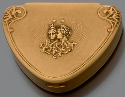 Rene Lalique Franco-Russian-2 Box