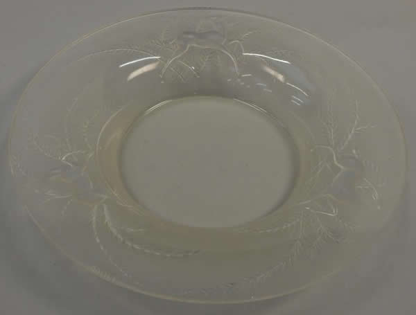 Rene Lalique Bowl Gazelles