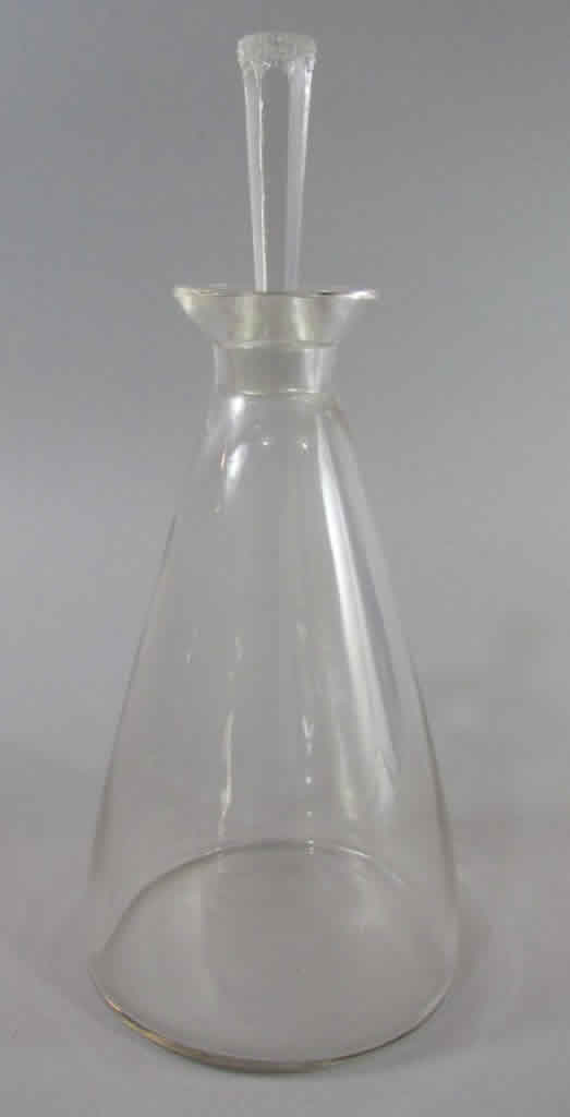 R. Lalique Graines Decanter