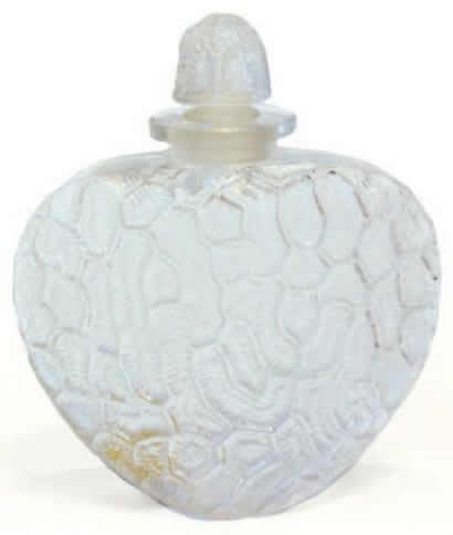 Rene Lalique Grigri Perfume Bottle