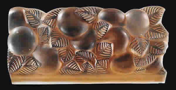 Rene Lalique Gros Fruits Crown Molding
