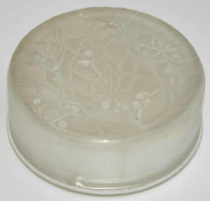 Rene Lalique Gui Covered Box