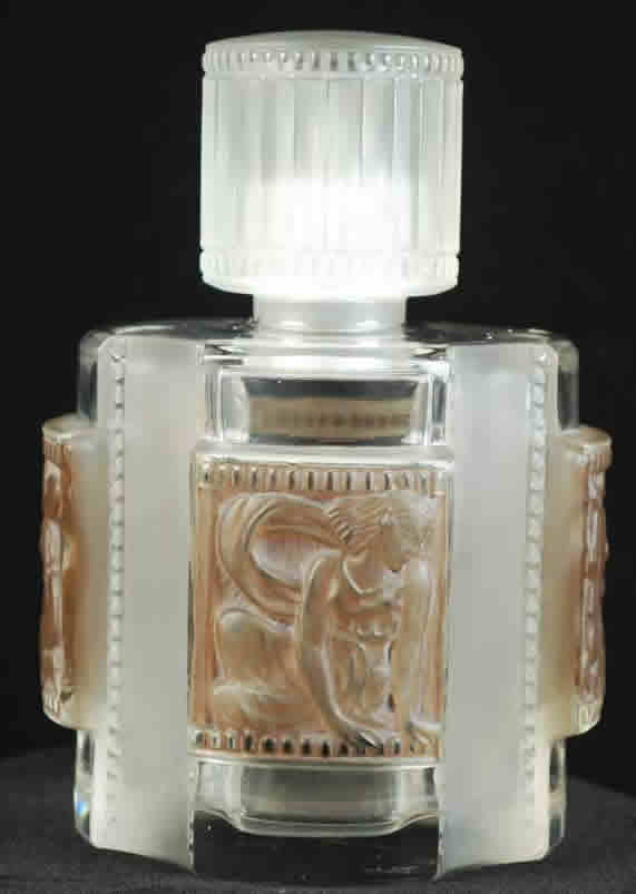 Rene Lalique Helene-2 Perfume Bottle
