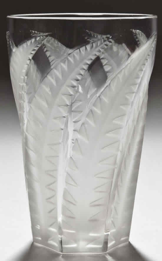 Rene Lalique Hesperides Glass