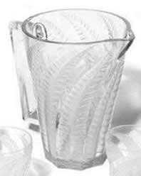 Rene Lalique Hesperides Pitcher