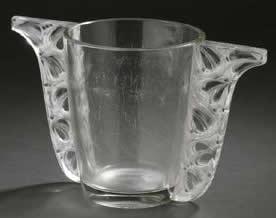 Rene Lalique Vase Honfleur