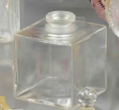 Rene Lalique Illusion Perfume Bottle
