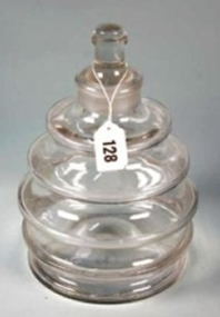 Rene Lalique Imprudence Perfume Bottle