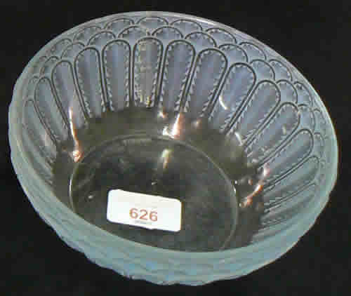 Rene Lalique Jaffa Fruit Bowl