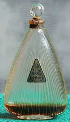 Rene Lalique Jasmine Perfume Bottle