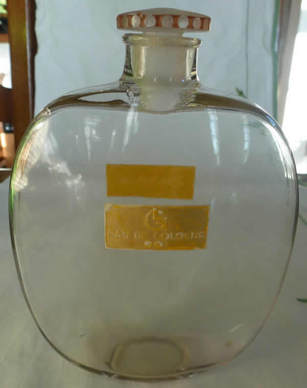 R. Lalique Jolyane Perfume Bottle