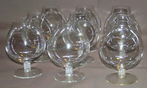 Rene Lalique Kobe-2 Glass