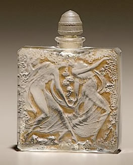 Rene Lalique L'Elegance Perfume Bottle