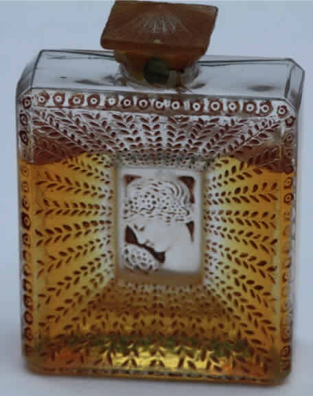 Rene Lalique La Belle Saison Perfume Bottle