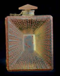 Rene Lalique Scent Bottle La Belle Saison