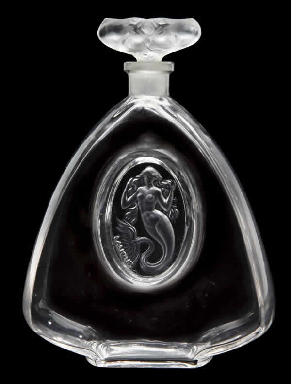 R. Lalique La Sirene Perfume Bottle