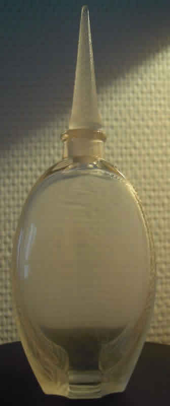 Rene Lalique Lacdor Perfume Bottle