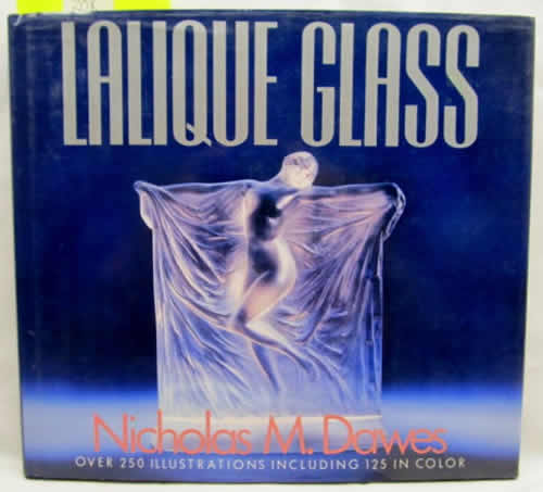 Rene Lalique Lalique Glass Book