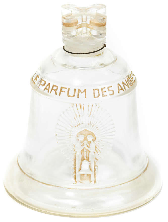 Rene Lalique Le Parfum Des Anges Perfume Bottle