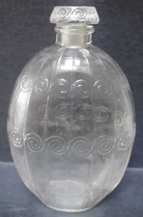 R. Lalique Le Temps Des Lilas Perfume Bottle