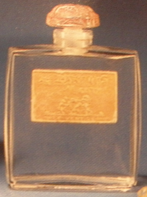 Rene Lalique Le Vertige Perfume Bottle