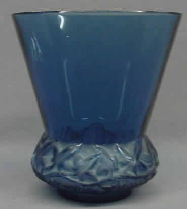Rene Lalique Vase Lierre